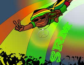 #11 for Reggae Peace Superhero Pic by mrVolodislav