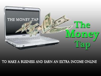 Penyertaan Peraduan #139 untuk Design a Logo for my online Blog: The Money Tap