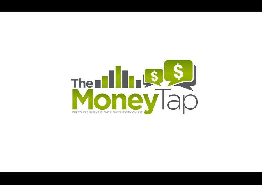 Konkurrenceindlæg #115 for Design a Logo for my online Blog: The Money Tap