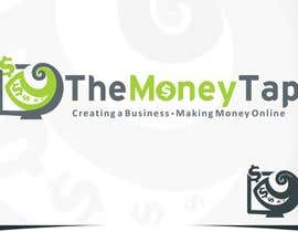 #133 para Design a Logo for my online Blog: The Money Tap por Crussader