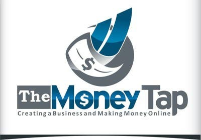 #168 for Design a Logo for my online Blog: The Money Tap by Crussader