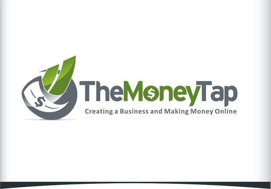 Konkurrenceindlæg #170 for Design a Logo for my online Blog: The Money Tap