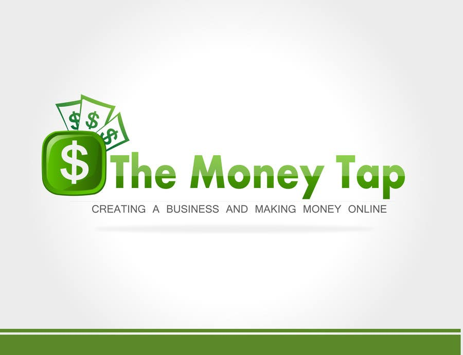 #64 for Design a Logo for my online Blog: The Money Tap by akhil0474