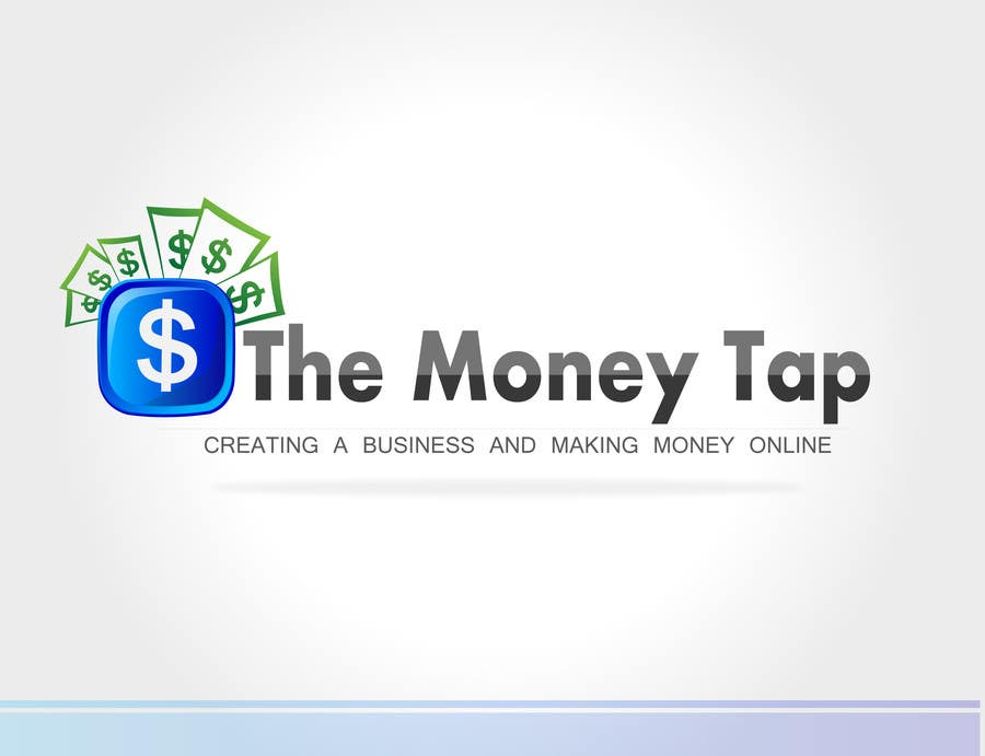 Penyertaan Peraduan #150 untuk Design a Logo for my online Blog: The Money Tap