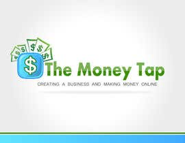 #152 para Design a Logo for my online Blog: The Money Tap por akhil0474