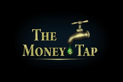 #189 for Design a Logo for my online Blog: The Money Tap by Ichneumon