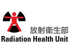 #125 dla Logo Design for Department of Health Radiation Health Unit, HK przez Maxrus