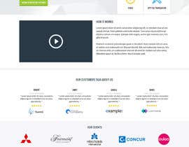 #27 for Mockup for a company website by superock