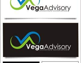 #306 para Design a Logo for Vega Advisory por indraDhe