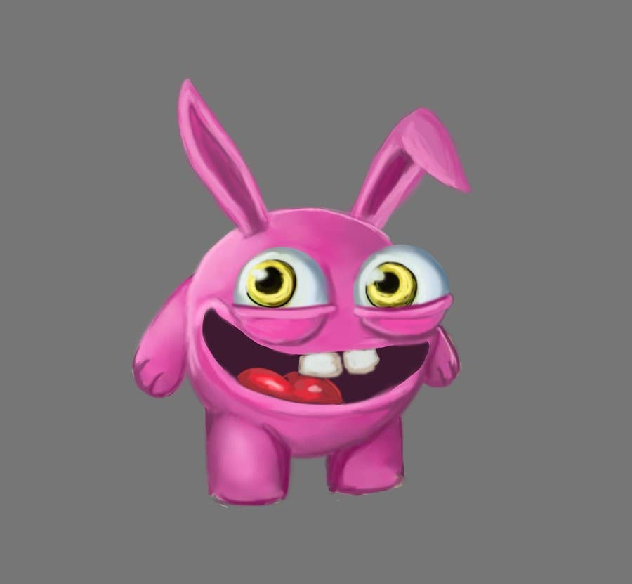 #9 for Design 3 cute game characters (3D) by eduardobravo