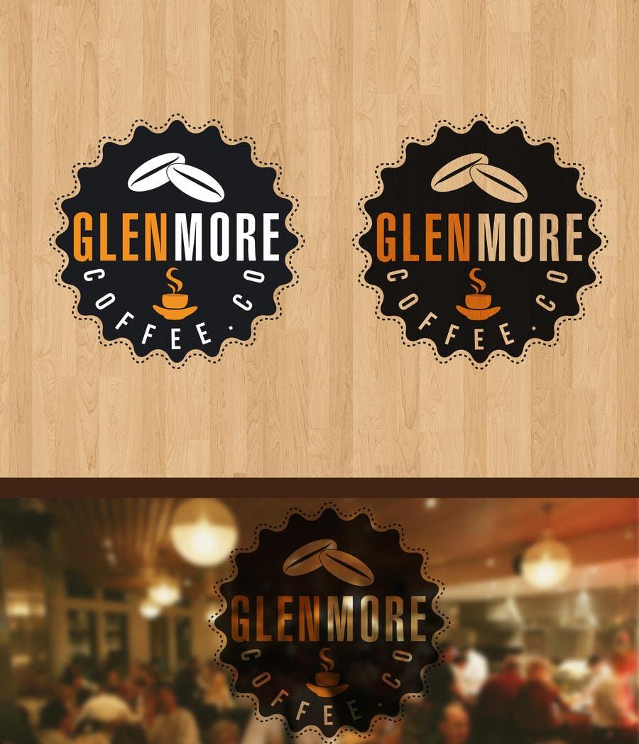 Konkurrenceindlæg #110 for Design a Logo for Coffee Company