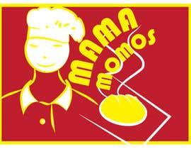 lilybak tarafından Design a Logo for Mama Momos için no 6