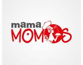 jubilantdesigner tarafından Design a Logo for Mama Momos için no 24