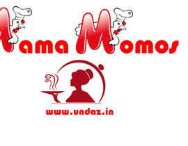 #12 para Design a Logo for Mama Momos por erlyldrm