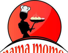 #20 for Design a Logo for Mama Momos by HarenderArt