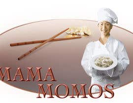 #17 cho Design a Logo for Mama Momos bởi DreamsCradle