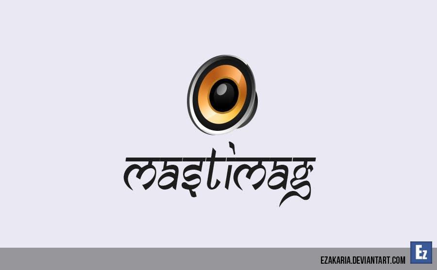 #55 for Design a Logo for Music Website by ezakaria2013