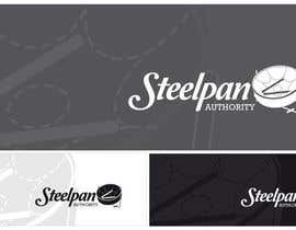 #41 para Design a Logo for a Steelpan Instrument por giriza