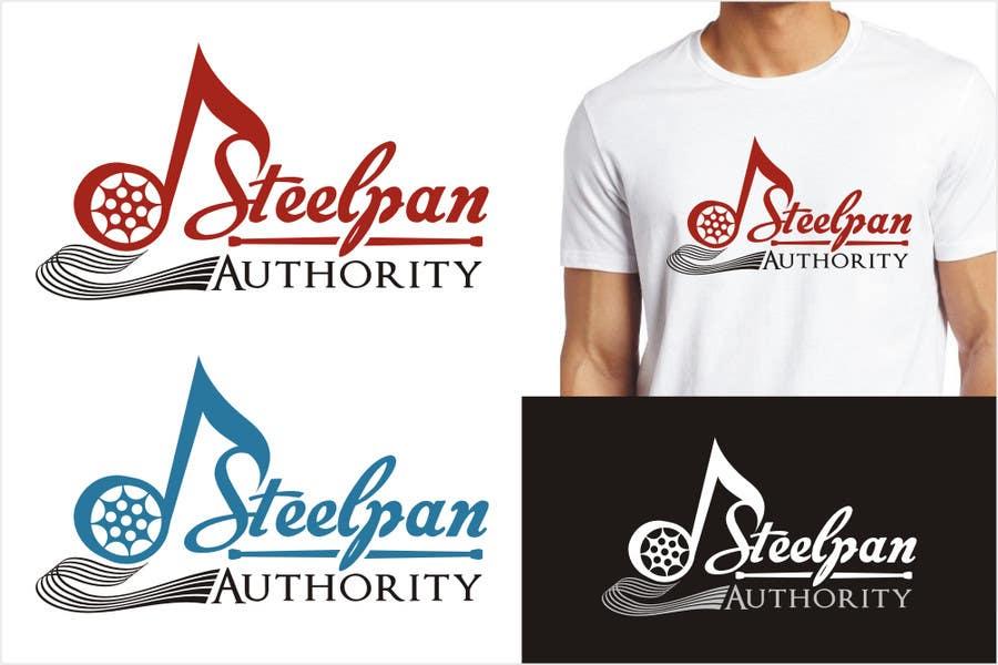 Bài tham dự cuộc thi #46 cho Design a Logo for a Steelpan Instrument