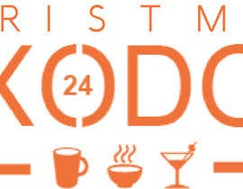 #12 for Design a simple Christmas logo from an existing logo af CorneliaTeo