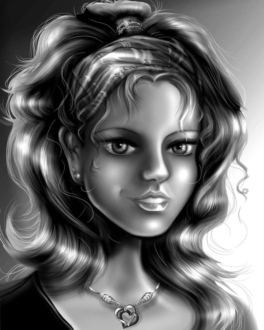 #11 for Create a face and 3 character illustrations by olaklepacka