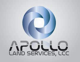nº 16 pour Design a Logo for Apollo Land Services par hegabor