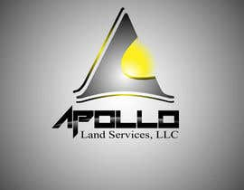 nº 40 pour Design a Logo for Apollo Land Services par wastrah