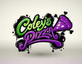 #65 untuk Design a Logo for Coley's Pizza oleh MichaelCheung