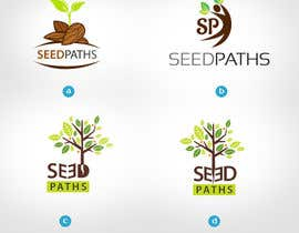 #113 untuk Design a Logo for SeedPaths - a new academic brand for tech oleh wlgprojects