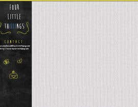#5 untuk Design a Twitter background for @AutumnRennie oleh ezakaria2013