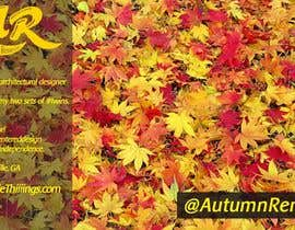 Rizkybowr tarafından Design a Twitter background for @AutumnRennie için no 2