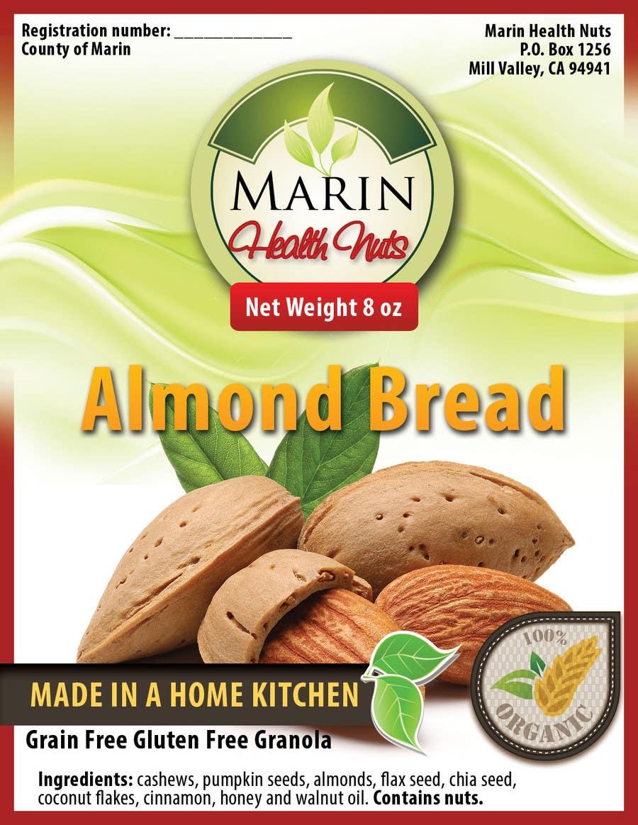 Bài tham dự cuộc thi #                                        12                                      cho                                         Design food packaging label