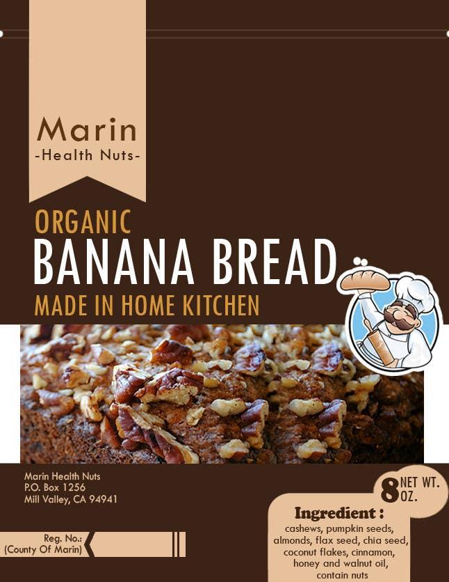 Bài tham dự cuộc thi #                                        22                                      cho                                         Design food packaging label