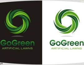 #679 para Logo Design for Go Green Artificial Lawns por innovys