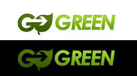 Bài tham dự cuộc thi #706 cho Logo Design for Go Green Artificial Lawns