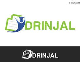nº 14 pour Design a Logo for DRINJAL.com par digitalmind1