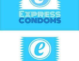 #44 for Express Condoms Logo Design by adrianaspev