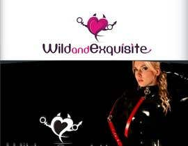 "Crussader tarafından Design a logo for online business ""Wild and Exquisite"" için no 63"
