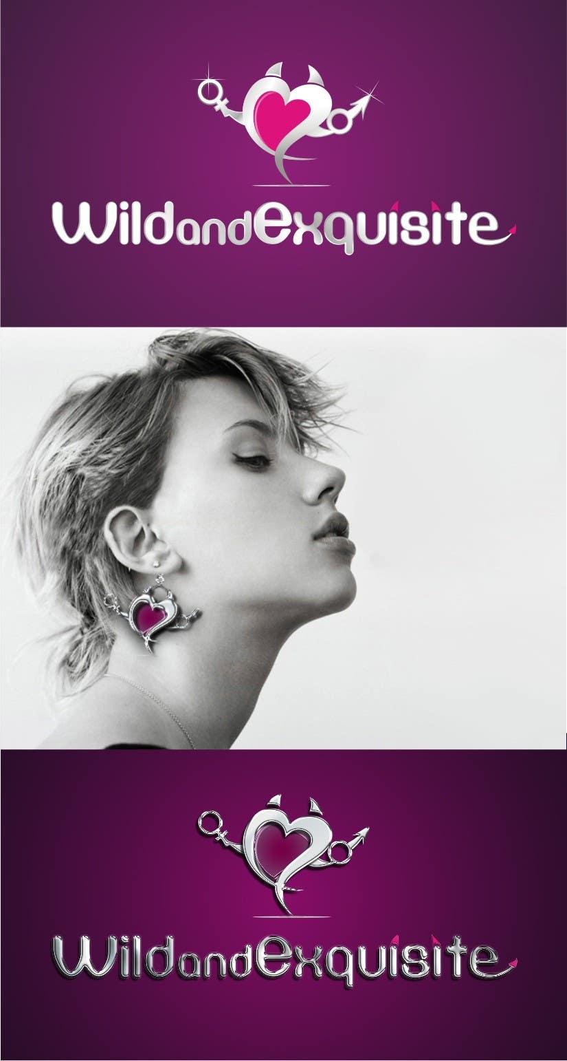 """Inscrição nº 71 do Concurso para Design a logo for online business """"Wild and Exquisite"""""""