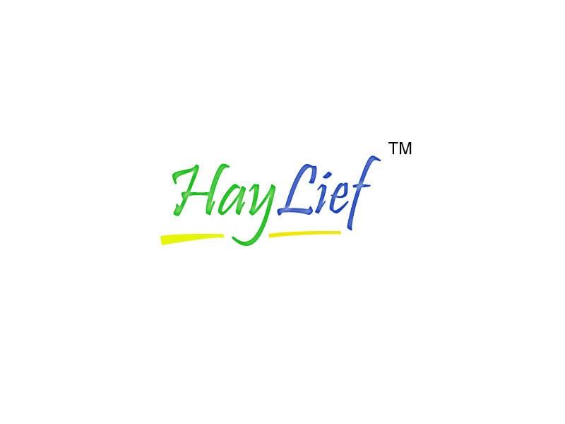 "Penyertaan Peraduan #2 untuk Design a Logo for New Hayfever Tablet Box called ""Haylief"""