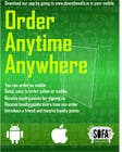 Contest Entry #4 for Design a promotional poster for a mobile app and loyalty programme