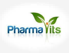 "#129 for Design a Logo for A New Range of Vitamins/Supplements called ""PharmaVits"" af nilankohalder"