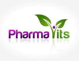 "#136 para Design a Logo for A New Range of Vitamins/Supplements called ""PharmaVits"" por nilankohalder"