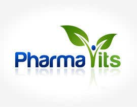 "#140 para Design a Logo for A New Range of Vitamins/Supplements called ""PharmaVits"" por nilankohalder"