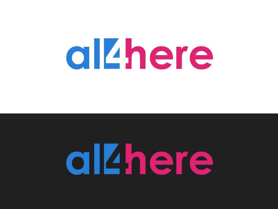 Kilpailutyö #3 kilpailussa Design a logo