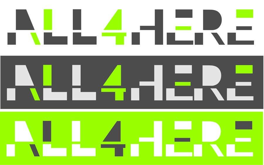 Kilpailutyö #7 kilpailussa Design a logo