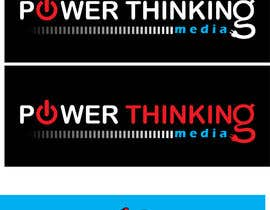 logitac tarafından Logo Design for Power Thinking Media için no 235