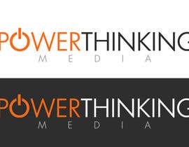 #432 untuk Logo Design for Power Thinking Media oleh CrystalCrown365