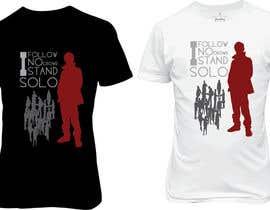 #34 for T-Shirt Design Idea af mehazboun