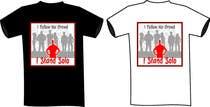Contest Entry #23 for T-Shirt Design Idea